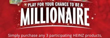 Heinz Millionaire
